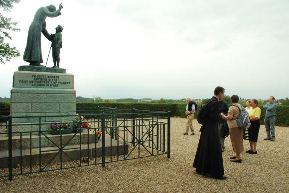 Le monument de la Rencontre