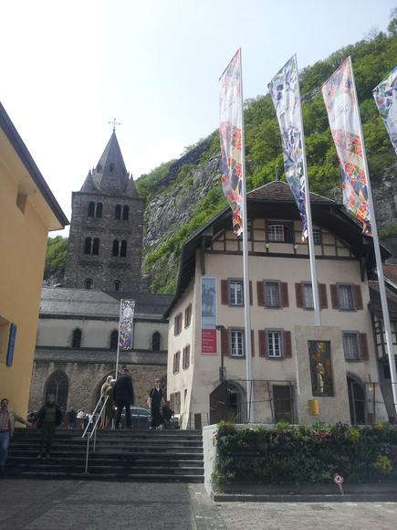 Hotel Foyer Franciscain Saint Maurice : La fraternité sacerdotale saint pierre en suisse
